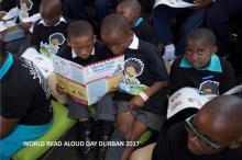 La ville de Durban encourage les enfants à lire/ ©UNESCO