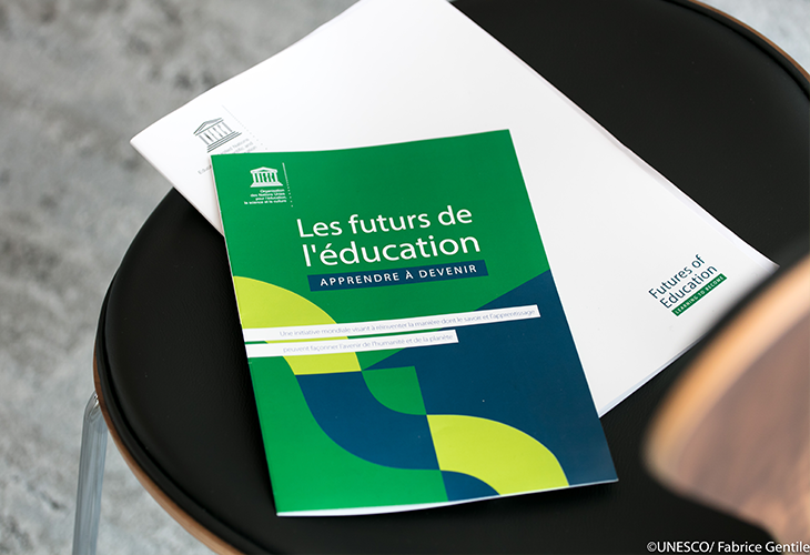 Futures of Education - Commission's Progress Update document