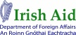 Irish Department of Foreign Affairs (Irish Aid) logo