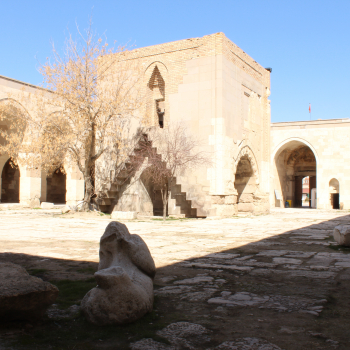 Caravanserai in Turkey