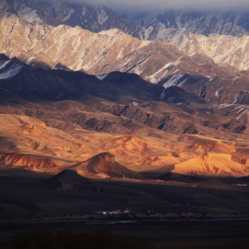 Kyrgyzstan's mountains