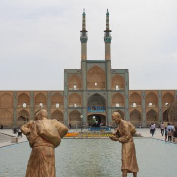 Town Square, Yazd