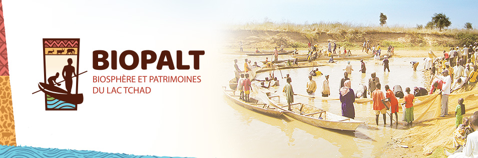 Pêche communautaire sur le Lac Tchad au Cameroun