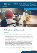 TVET systems and labour markets
