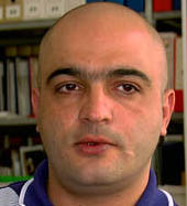 © UNESCO - Eynulla Fatullayev , lauréat du Prix mondial de la liberté de la presse UNESCO/Guillermo Cano 2012.
