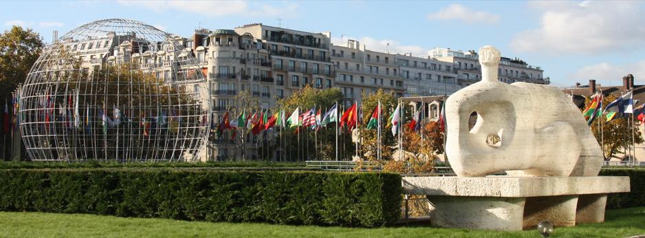 Bienvenue à la maison de l'UNESCO