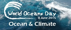 World Oceans Day 2015 website