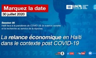 Inégalités sociales et relance économique post-COVID-19 en Haïti