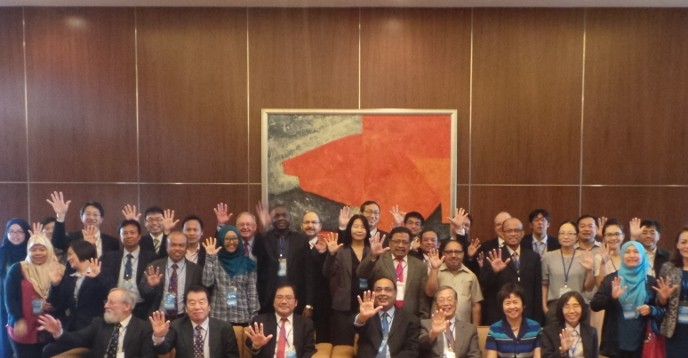 23rd Meeting of the IHP Regional Steering Committee for Southeast Asia and the Pacific Celebration of 50 years of IHP/IHD