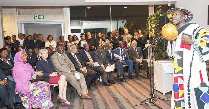 Fonds et Journée patrimoine mondial africain