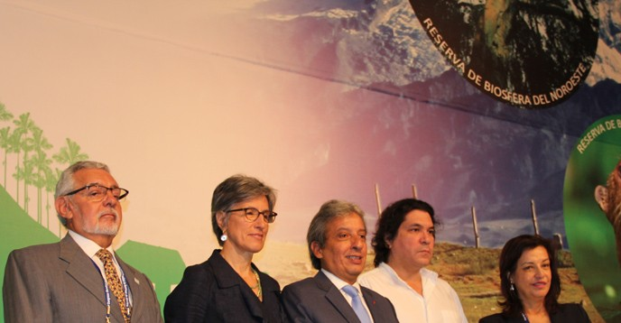 Opening of the 4th World Congress of Biosphere Reserves. © SERNANP