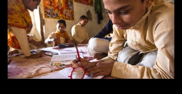 اليوم الدولي لمحو الأمية ٢٠١٥ - النيبال