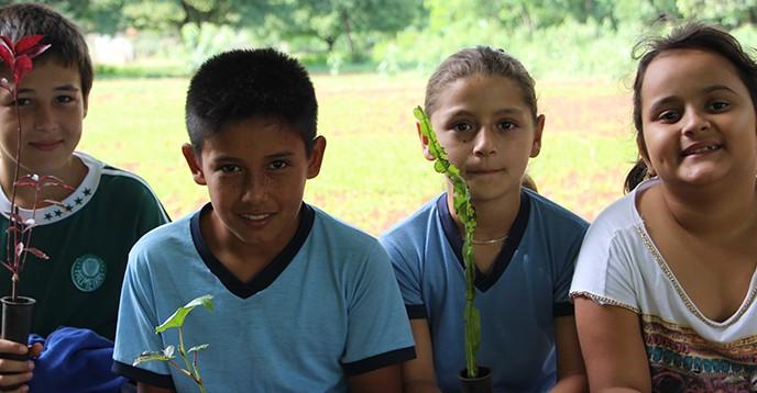 © James Spalding Hellmers / Itaipu Biosphere Reserve, Paraguay