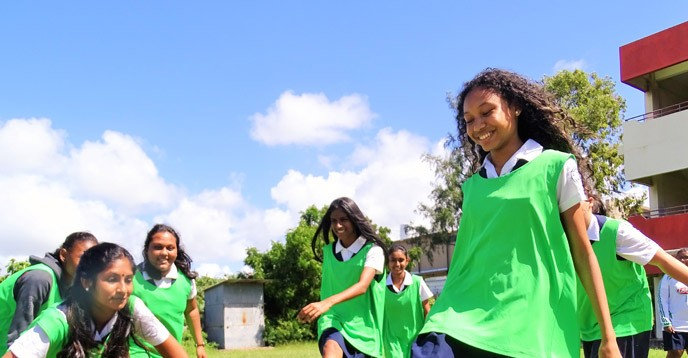 © UNESCO/Juventus - Sharfaa Nuthoo (Mauritius) - our difference is our unity + strength
