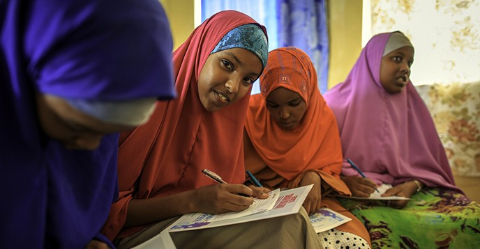 Preventing Early Pregnancy - UNHCR