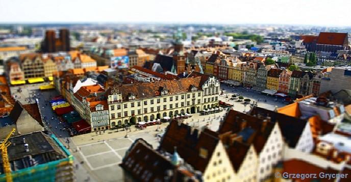 Wroclaw, UNESCO, Capitale mondiale du livre 2016