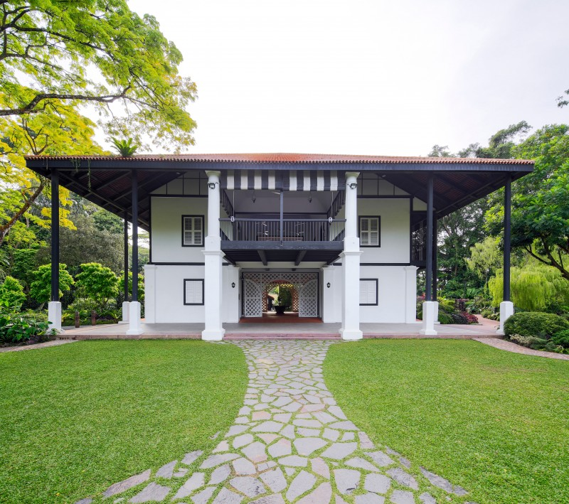 Gallerie whc 2015 jardin botanique de singapour for Au jardin restaurant singapore botanic gardens