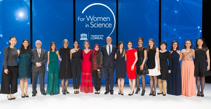 2017 International Rising Talents of the L'Oréal-UNESCO For Women in Science programme