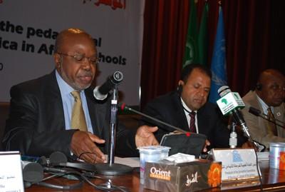 Conférence sur la promotion de l'Histoire générale de l'Afrique, UNESCO, 2010