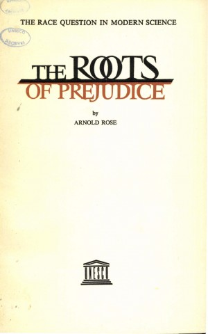 The Roots of Prejudice