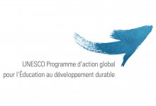 Programme d'action global pour l'EDD logo