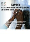 L'avenir de la consultation scientifique pour les Nations Unies