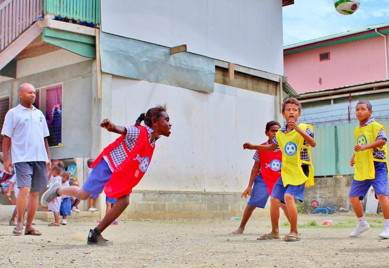 © UNESCO/Juventus - Aaron Kearney (Soloman Islands) - Powering Ahead