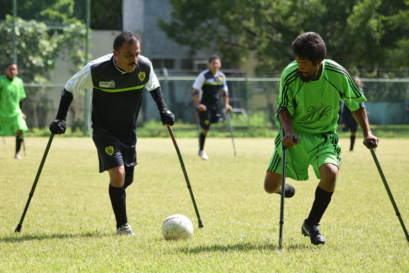 © UNESCO/Juventus - Isaura Ruiz (Mexico) - A lifestyle football without limits